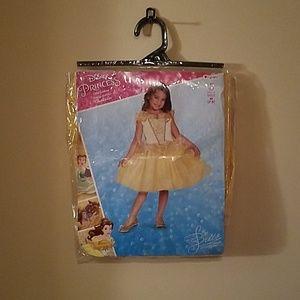 Belle princess dress dressup/costume